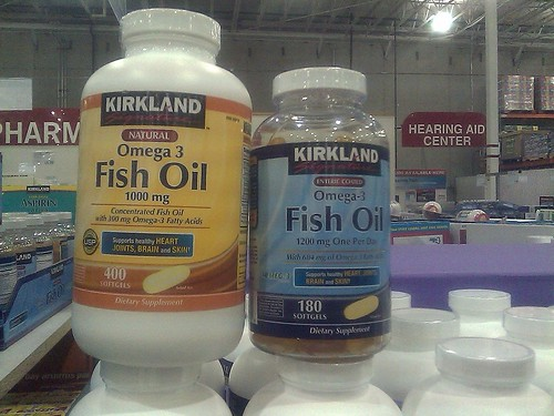 Hit the road travel blog september 2010 for Costco fish oil