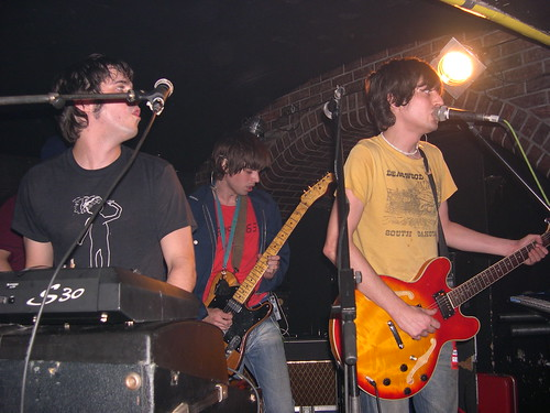 The Webb Brother's at Cardiff's University