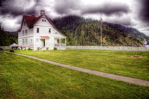 Lightkeeper's Haunted House