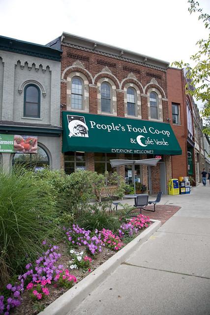 People 39 S Food Co Op Kerrytown Downtown Ann Arbor Mi Flickr Photo Sharing