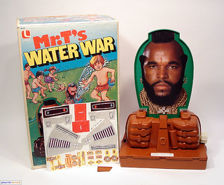 Mr. T's Water War