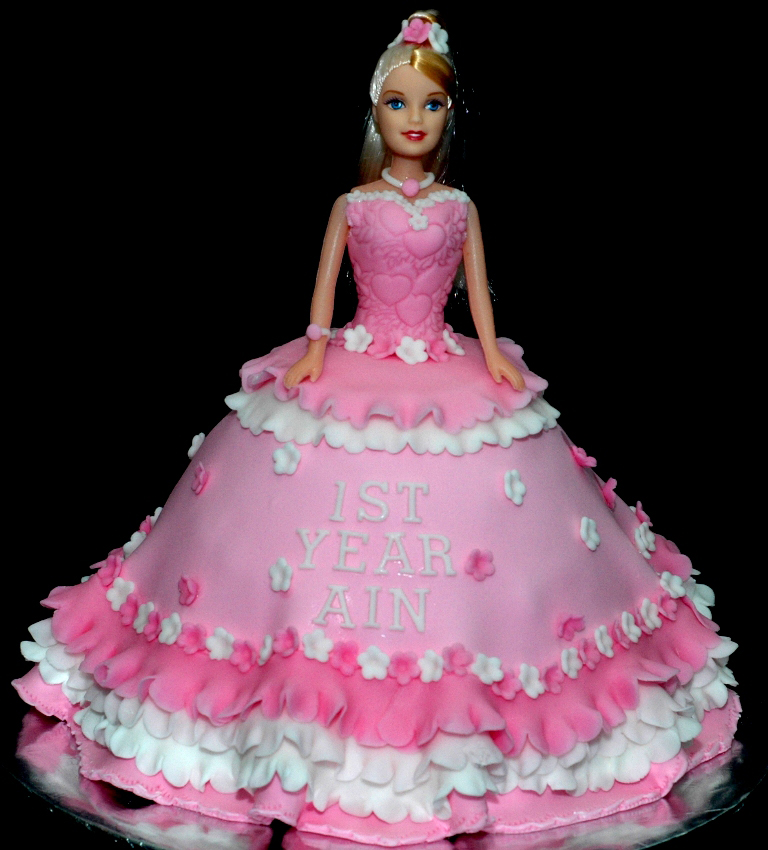 Doll Cake Images With Name : Lea Oven: Doll Cakes....