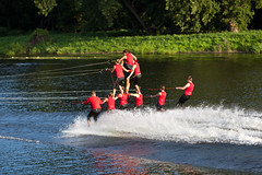 U.S. Water Ski Show Team - Scotia, NY - 10, Aug - 20 by sebastien.barre