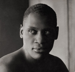 Paul Robeson 1926, by E.O. Hoppe