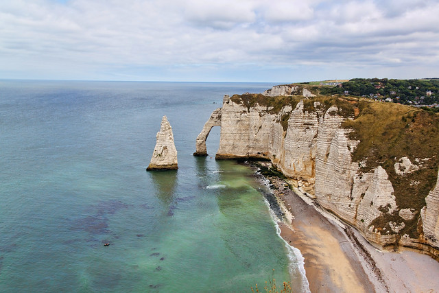 Etretat flickr photo sharing - Les tilleuls etretat ...