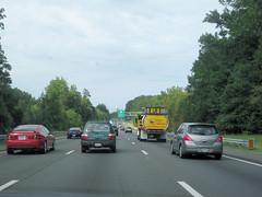 quantico traffic
