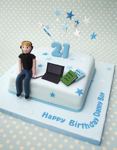 Birthday Cake 21 Year Old Boy Image Inspiration Of And