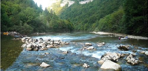 rafting orsi acquacristallina naturaincontaminata