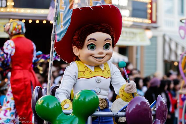 Disneyland Aug 2010 - Celebrate! A Street Party