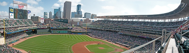 Target Field from Sec 223 (pano)