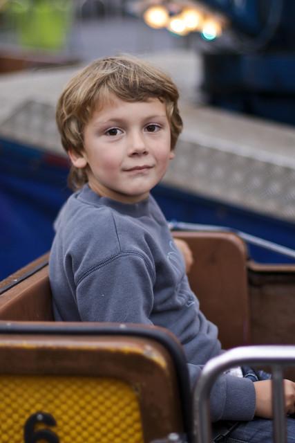 Ludovic à l'Expo