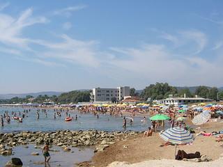 Santa Severa spiaggia