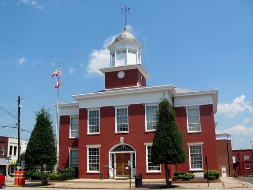 Granville County Courthouse, North Carolina