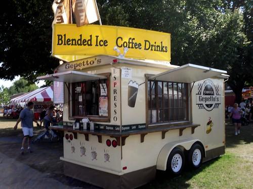 Coffee Break, Wisconsin State Fair.