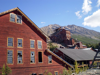 Kennecott Mine complex 2