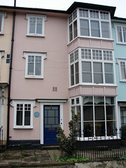 Photo of Blue plaque number 3508
