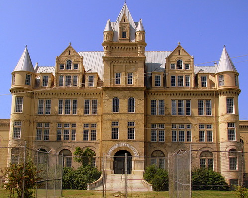 Old Tennessee State Prison version B