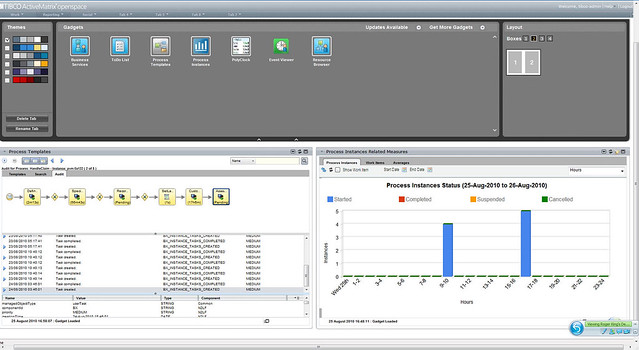 TIBCO ActiveMatrix BPM - 2010