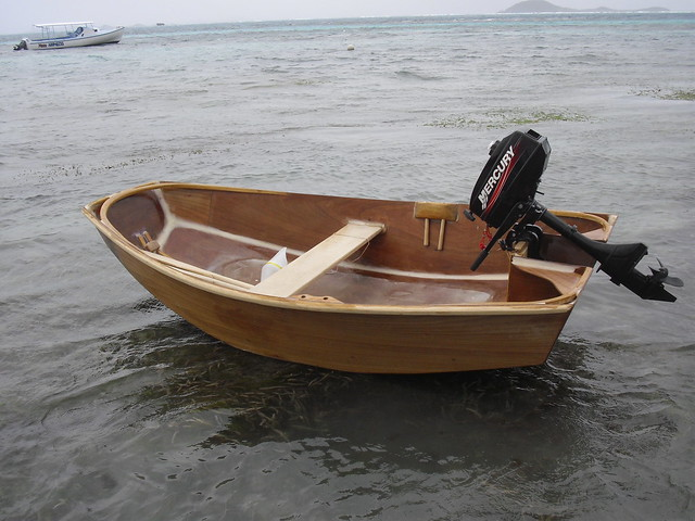 Wooden Dinghy D5 Plans Plans PDF Download – DIY Wooden Boat Plans ...