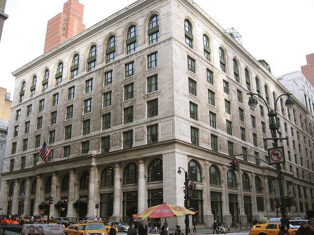 CUNY Graduate Center, Fifth Avenue