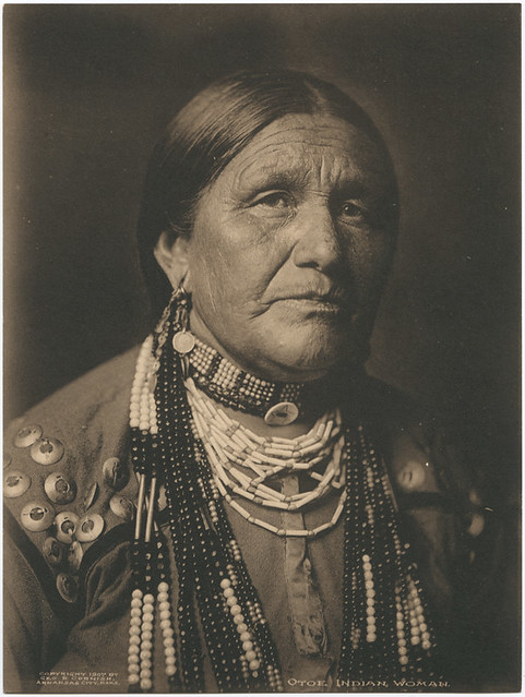 Native American Portraits Vintage A Gallery On Flickr