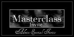 The New Masterclass