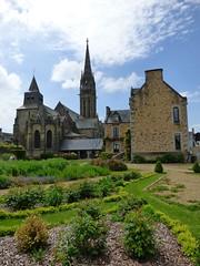 Basilique Notre-Dame-de-l'Assomption... La Guerche-de-Bretagne