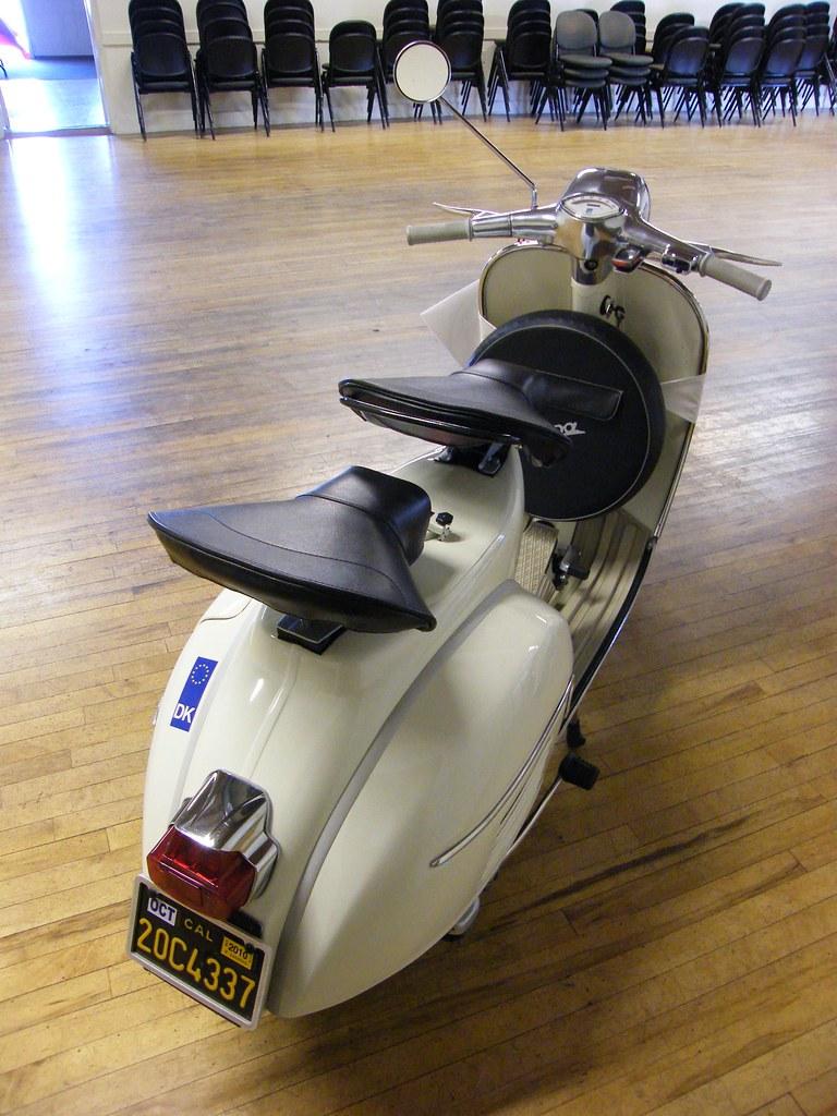 1964 Vespa Gl 150 A Photo On Flickriver