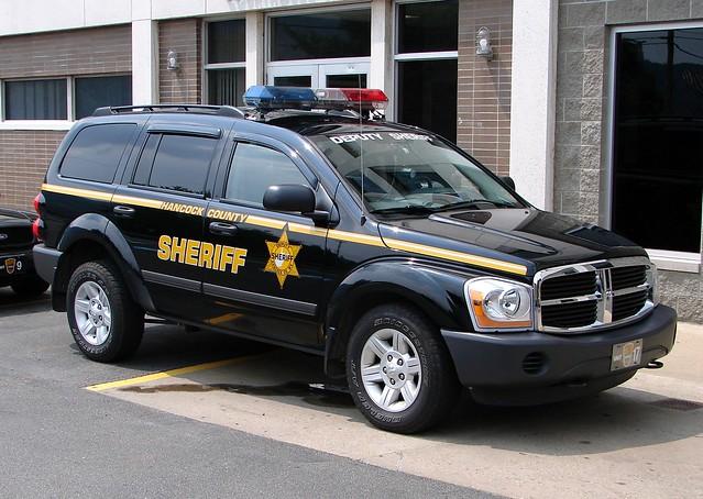 Hancock County West Virginia Sheriff Flickr Photo