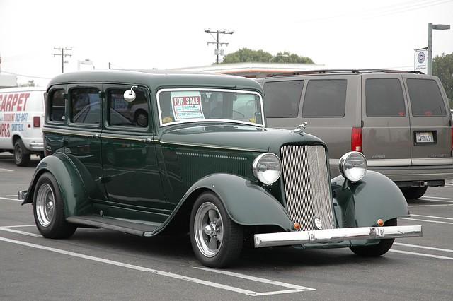 1933 Dodge Sedan Autos Post