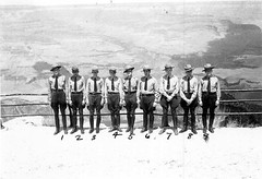 01421 Grand Canyon Seasonal Rangers 1940