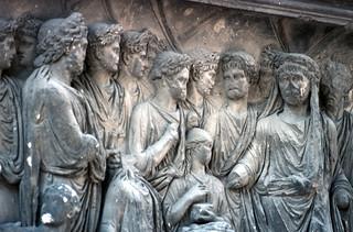 Beneventum, Arch of Trajan (VI)