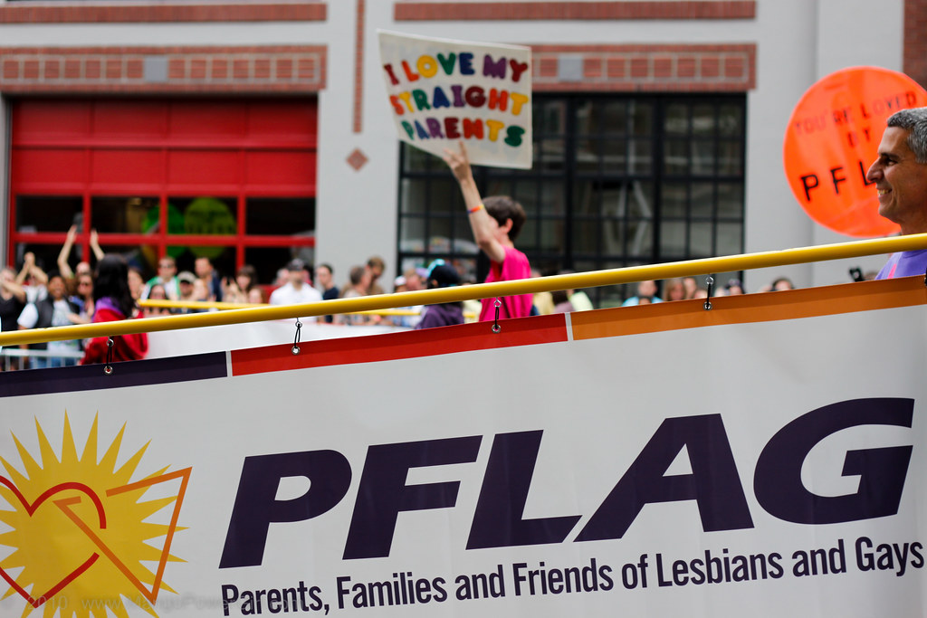 pflag - i love my straight parents