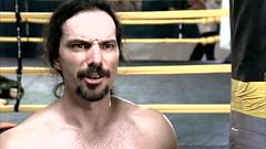 facial hair, barechestedness, sports, man, muscle, chest hair, wrestler, beard,
