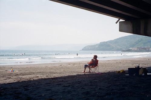 Sunday Beach by Luno_Luno