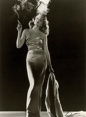 Rita Hayworth, by Robert Coburn 1946