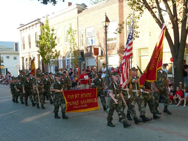 first state young marines