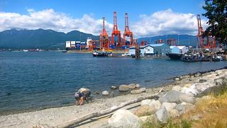 Crab Beach | Vancouver, BC