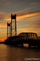 Jordan Bridge Sunset 2