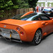 Small photo of Spyker C8 Aileron
