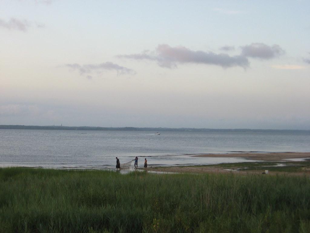 Raritan Bay Waterfront Park Beach