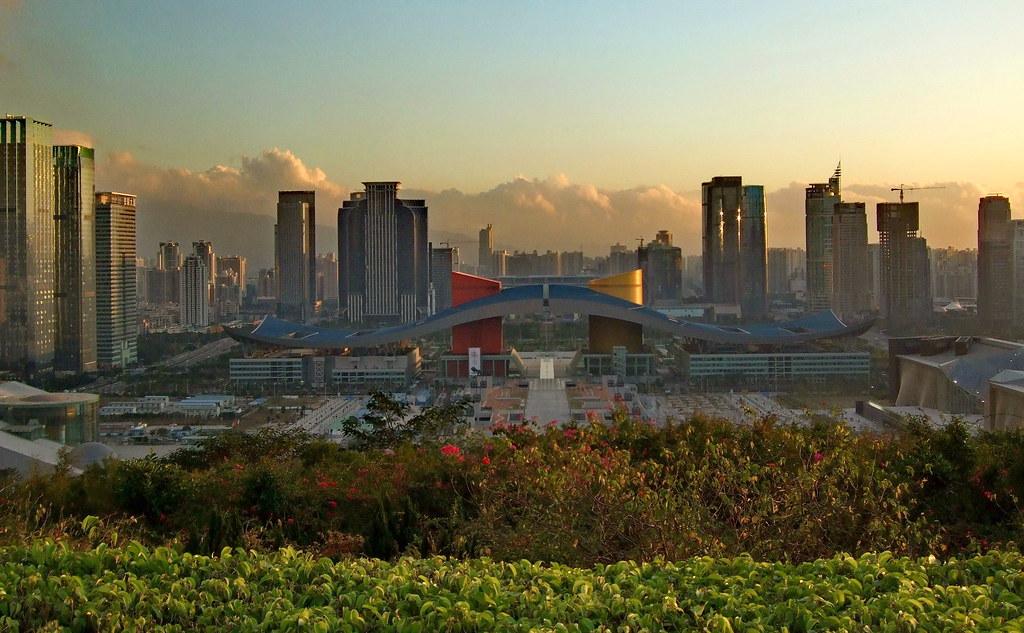 市民中心 Shenzhen CBD