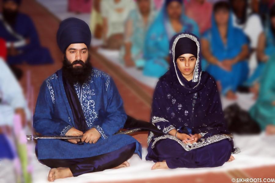 Bhai Gurpreet Singh and Bibi Gurpal Kaur