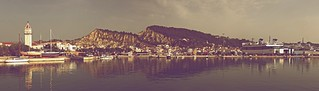 Zante Town - Panoramic View