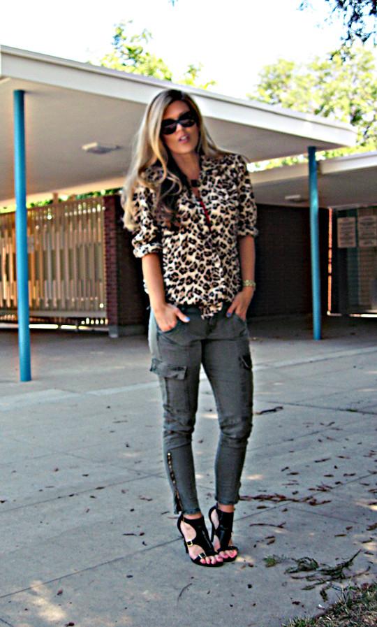J brand cargo pants+skinny cargo pants+Tom Ford cat eye sunglasses -sharp