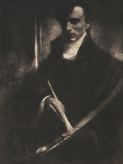 Self-Portrait, by Edward Steichen 1901