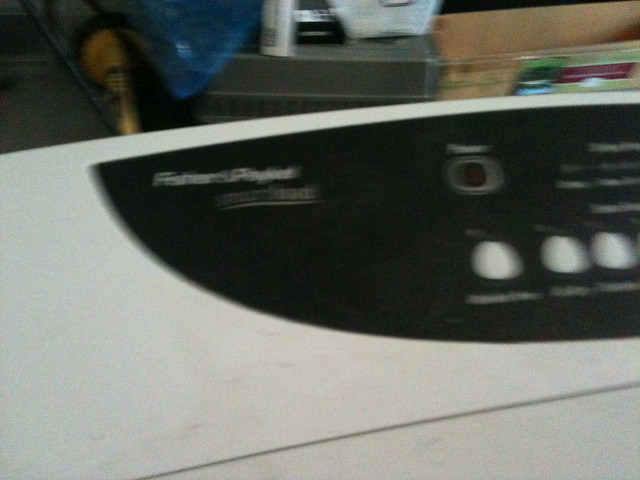 For Sale Fisher Amp Paykel Washer Dryer Set 250 Flickr