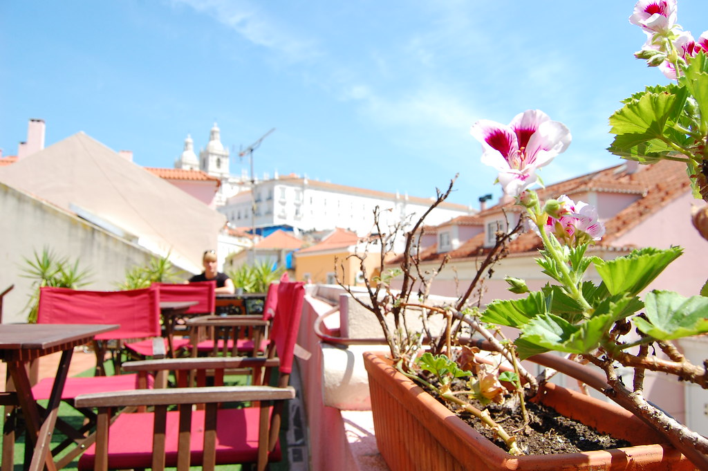 Alfama Patio Hostel in pictures (49)