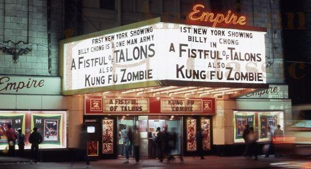 retrospace cinema 26 bmovies on theater marquees