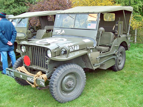 161 Willys Jeep MB/CJ (1941)